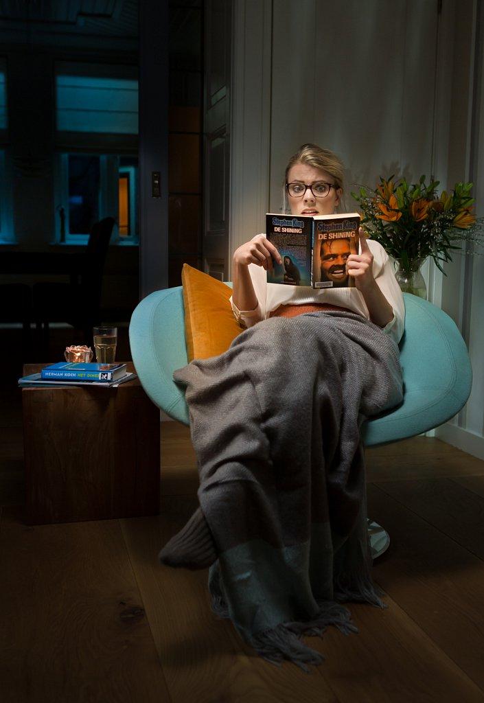 Het boek, spannender dan de film, Bibliotheek Zuid-Kennemerland - Synergique